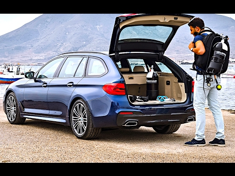 New Bmw 5 Series Touring Review 2018 Bmw 5 Series Touring G31