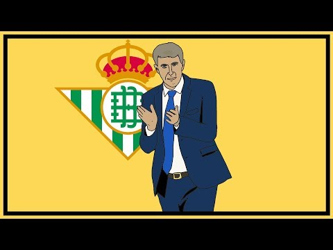 TIFO: How Quique Setien's Betis played