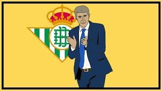 Quique Setien's Real Betis tactics explained