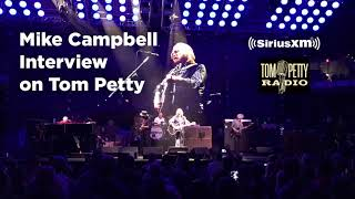 Mike Campbell Interview on Tom Petty Passing - 2017