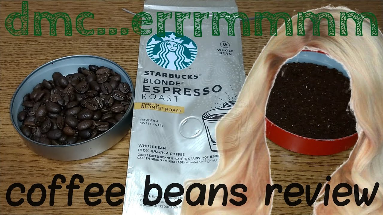 Starbucks Blonde Espresso Coffee Beans Review