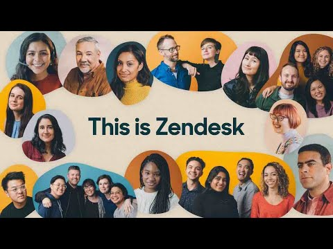 This is Zendesk