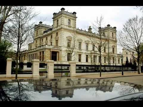 Lakshmi Mittal House in London - YouTube