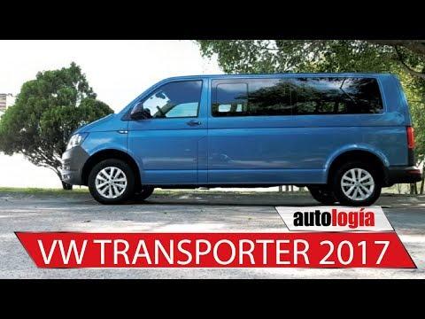 A prueba VW Transporter 2017