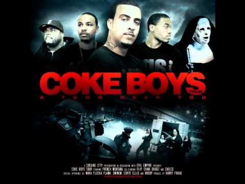 lie to me ft. chinx drugz & flip-french montana(coke boys)