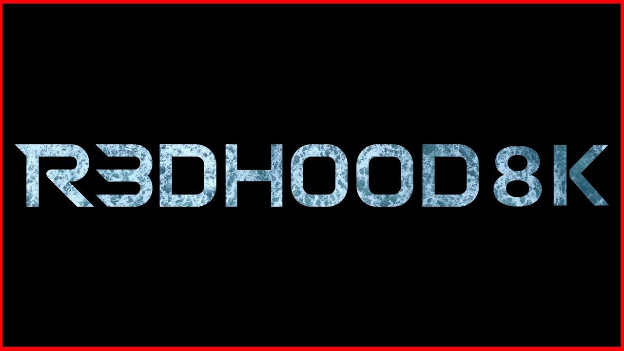 【 8K 】 【 SHOWREEL 】 'REDHOOD 8K'
