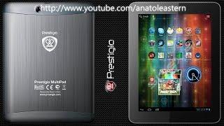 Обзор планшета Prestigio MultiPad 2 - PMP5780D