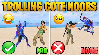 WHY NOOBS ARE SO CUTE 😂🤣😂