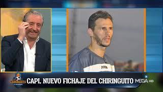 Jesús Capitán 'Capi' es nuestro NUEVO FICHAJE y se ESTRENA este lunes en 'El Chiringuito'