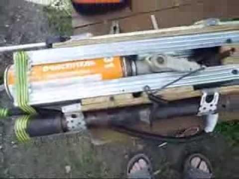 Как изготовить винтовки