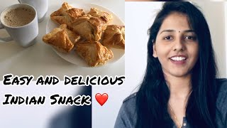 How to make Egg Puffs bakery style with Pastry Sheet  Indian Snack  Malayalam Vlogs Channel