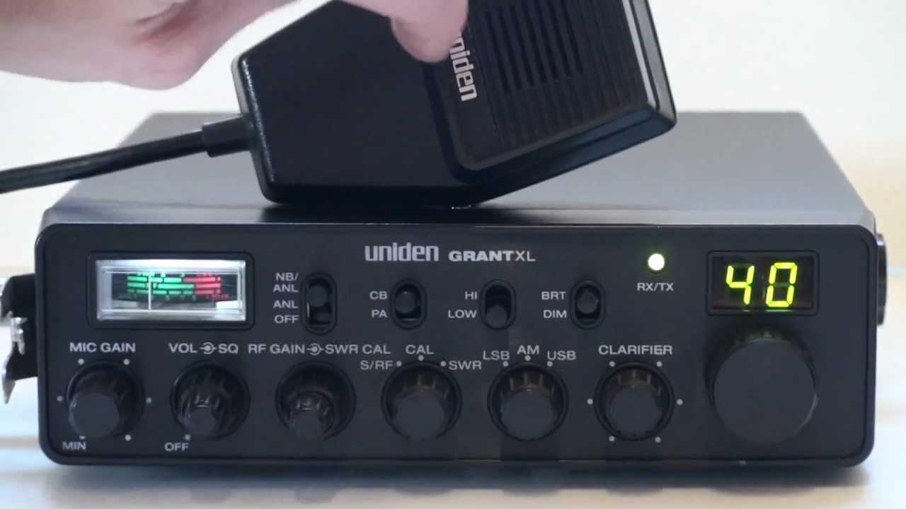 uniden grant xl youtube [ 1280 x 720 Pixel ]