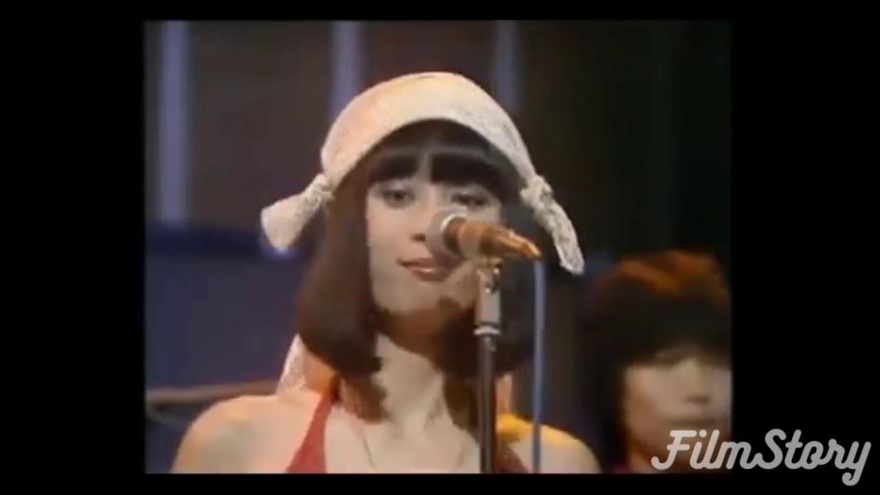"Sadistic Mika Band in UK TV show ""Old gley whistle test ""1975  サディスティック ミカ バンド"