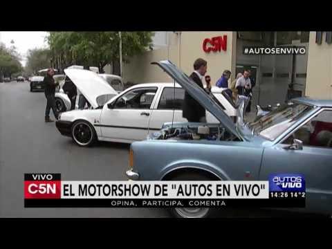 C5N - Autos en Vivo: Programa 30/07/2016 (Parte 2)
