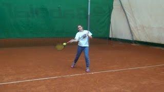 Теннис. Дневник тренировок. 31.