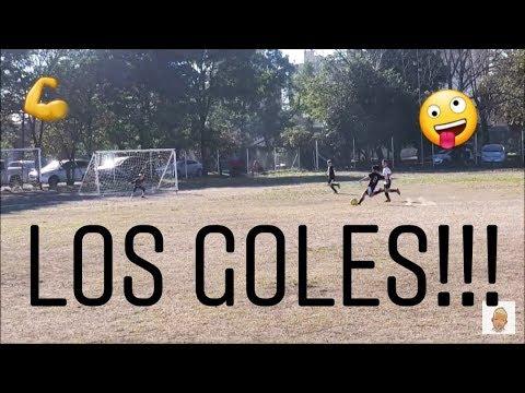 LOS GOLES!!! ESTUDIANTES 2 NAUTICO HOACOJ 2 (2009)