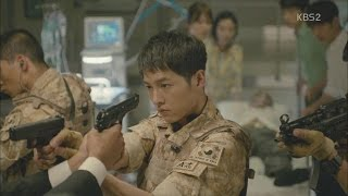 Repeat youtube video [FMV] Descendants of the Sun - Angel with a Shotgun