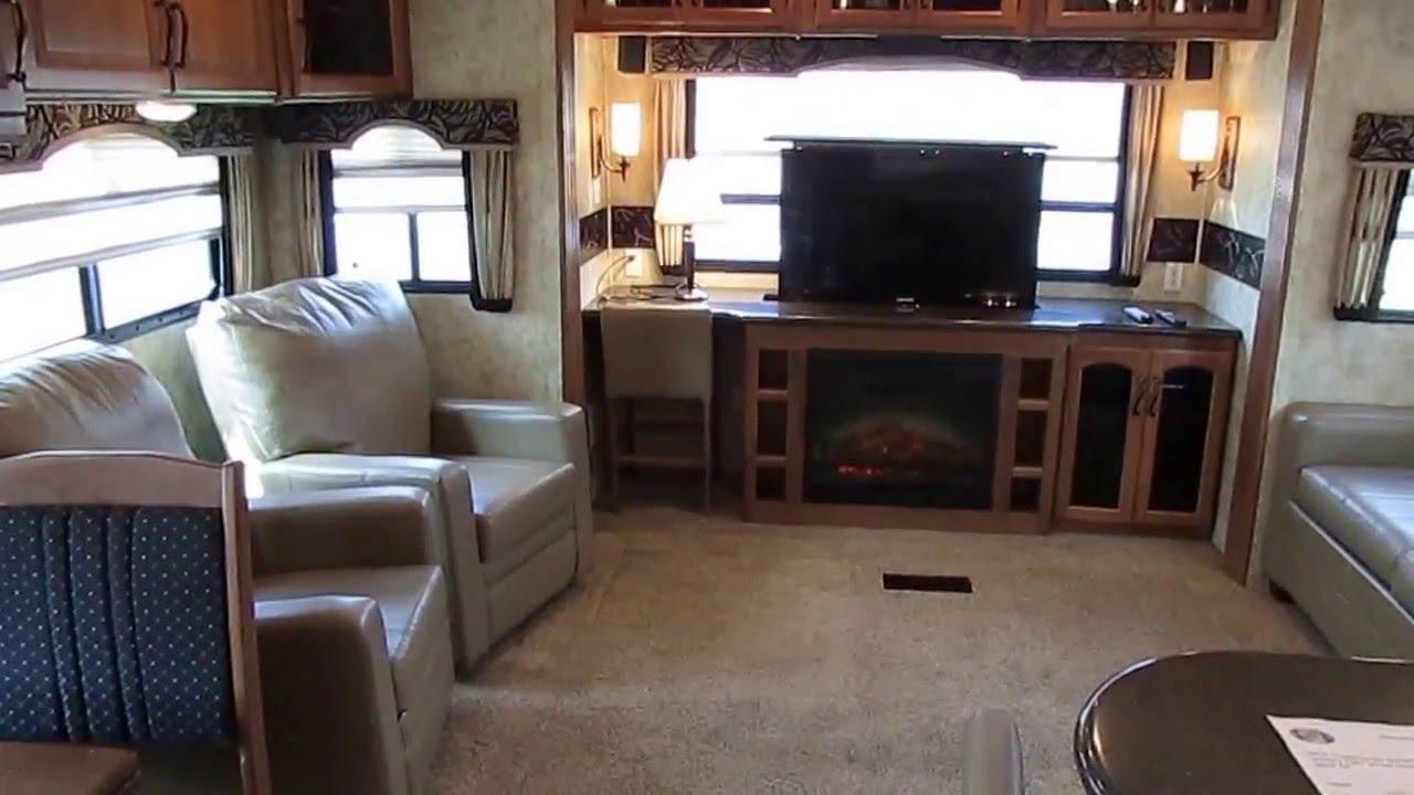 Sold 2013 Keystone Montana Hickory 3625 Fifth Wheel 4