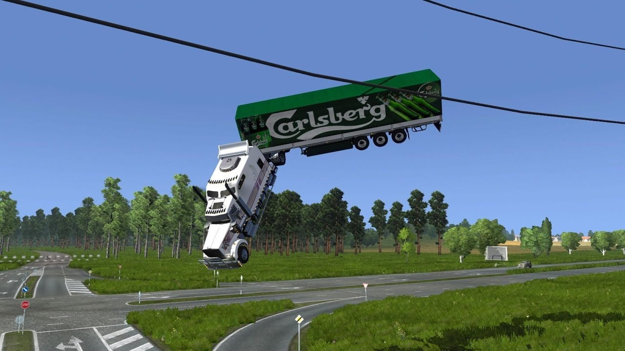 euro truck simulator 2 scandinavia crack v2