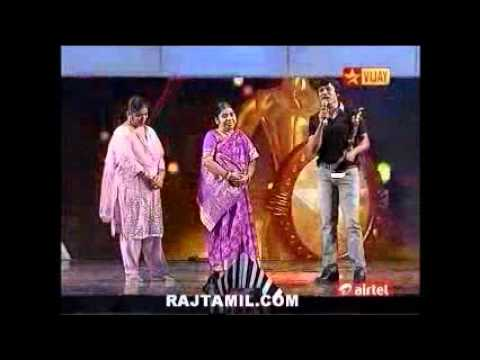 A.R.RAHMAN wins Vijay Awards 2011 for best music direction