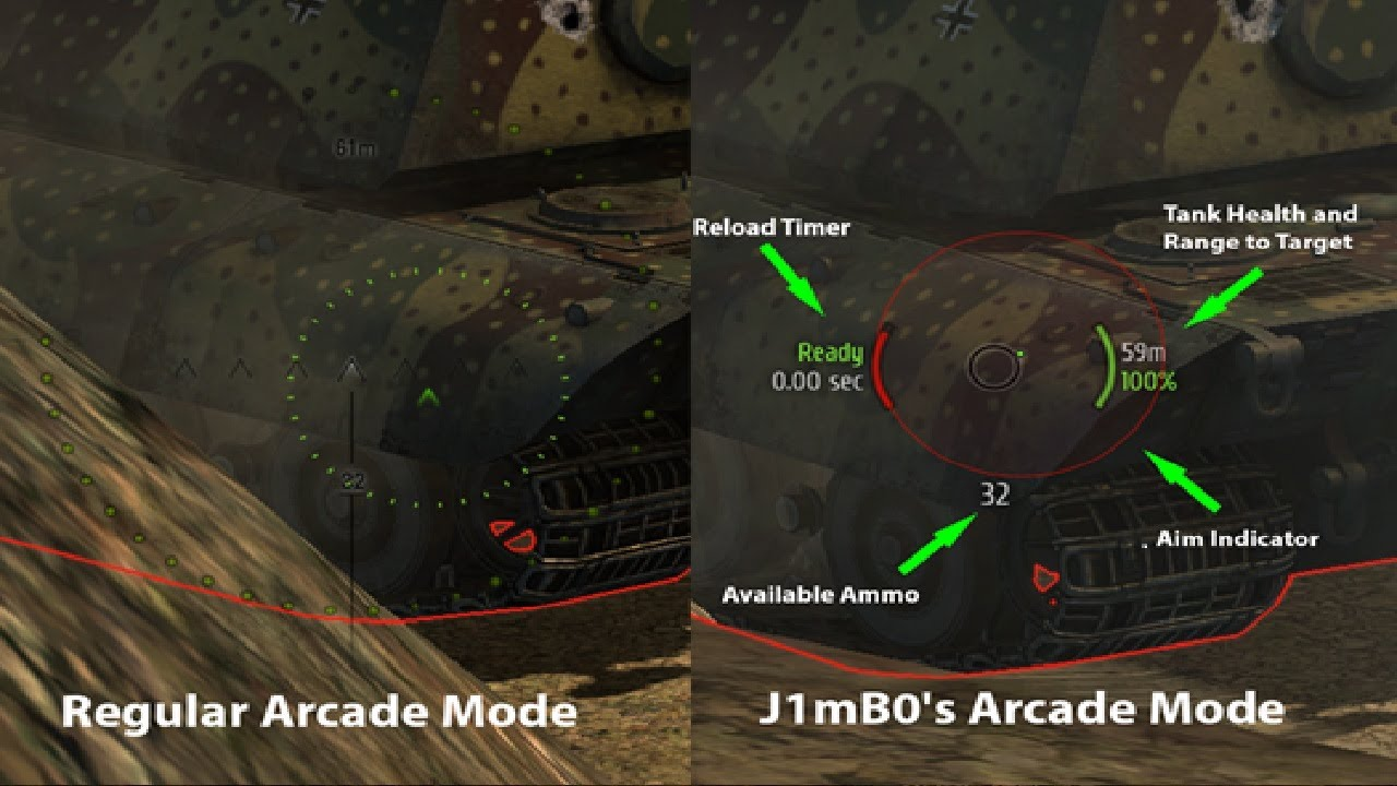 remove world of tanks mod