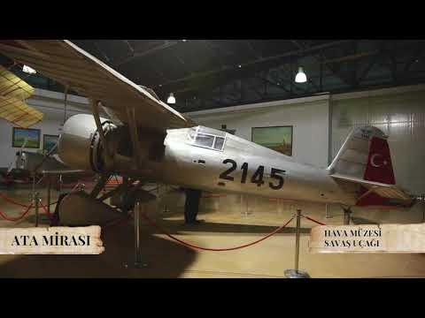 Ata Mirası | Hava Müzesi - Savaş Uçağı