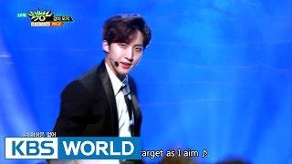 PENTAGON - Can You Feel It   펜타곤 - 감이 오지 [Music Bank / 2017.01.13]
