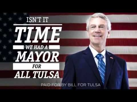 Isn't it time we had a Mayor for ALL Tulsa