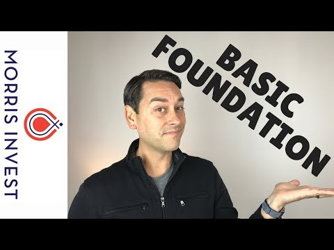 The Basic Foundation of a Real Estate Investing Business