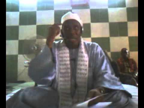 Quinzaine 1-5 enseignements sur la Tidjaniya à la Zaouia SONTA Abobo PK 18