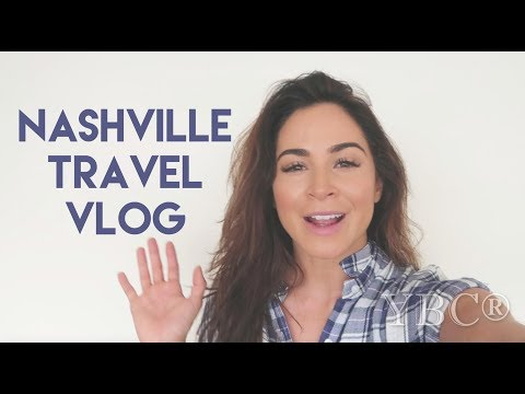 Travel Diaries: Quick Trip to Nashville