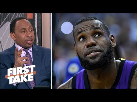 Could LeBron and Kyrie Irving reunite with the Lakers? | First Take