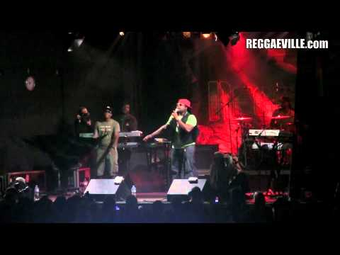 Gramps Morgan feat. Jemere Morgan - Wash My Tears @ Reggae Jam 8/7/2011