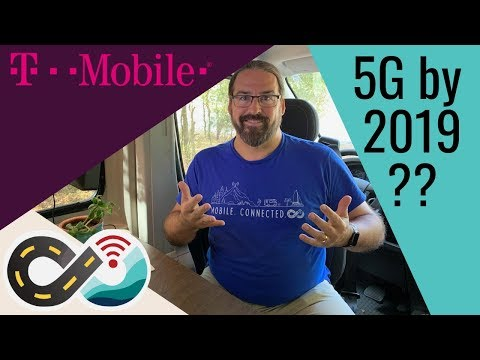 T-Mobile Promises Nationwide 5G By End Of 2019