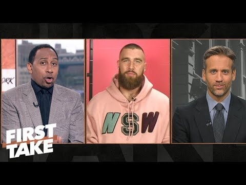 Travis Kelce welcomes challenge from AFC West | First Take | ESPN