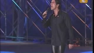Alejandro Fernández, Quiéreme, Festival de Viña 2001