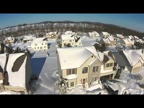 Blizzard 2016 - York Pennsylvania