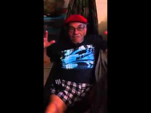 Shorty Castro en su casa