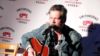 EXCLUSIVE: Blake Shelton on Putting His Divorce in the Past and Writing Music to Heal Video