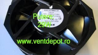 видео Вентилятор Papst - оригинал в мире вентиляторов