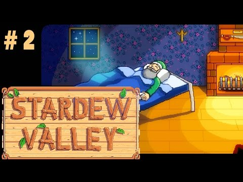 Stardew Valley | Starting Up A New Farm! | Part 2