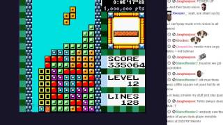 Tetris DX 1,000,000 point run