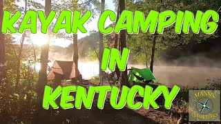Kayak Camping in Kentucky