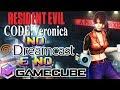 Resident Evil CODE : Veronica no Dreamcast e no GameCube ! ( Especial Resident Evil 4 )