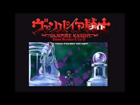 Vampire Knight opening VF (Diana Riordan & TaiG)