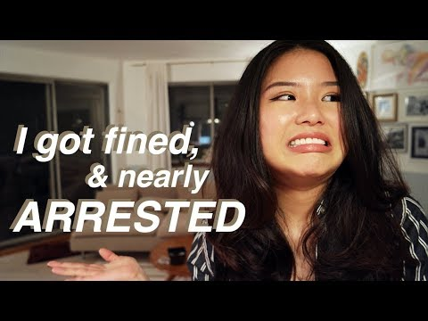 FINED... & NEARLY ARRESTED IN NYC (not clickbait) | Storytime Ep. 5
