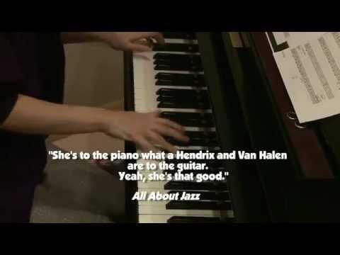 interview - Amazing Pianist Hiromi Uehara, Anthony Jackson Simon Phillips - Album voice.mp4