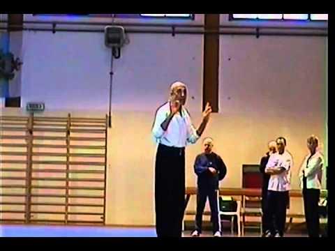 Taiji Quan e Neigong (Lavoro Interno), Maestro Flavio Daniele, Esercizi Fondamentali IV
