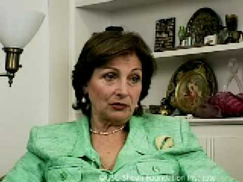 Holocaust Survivor Kristine Keren Testimony