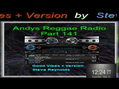 Andys Reggae Radio-Part 141